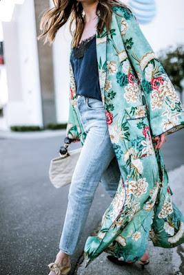 Giacca kimono foto Pinterest
