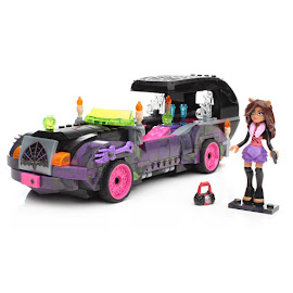 MH Monster Moviemobile Mega Bloks Figures
