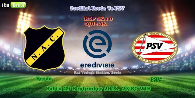 Prediksi Breda Vs PSV - ituBola
