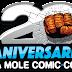 Programa de Conferencias de La Mole Comic Con Internacional 2016