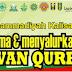 Daftar Panitia Penerimaan dan Penyaluran Hewan Qurban PCM Kalisat Tahun 2017