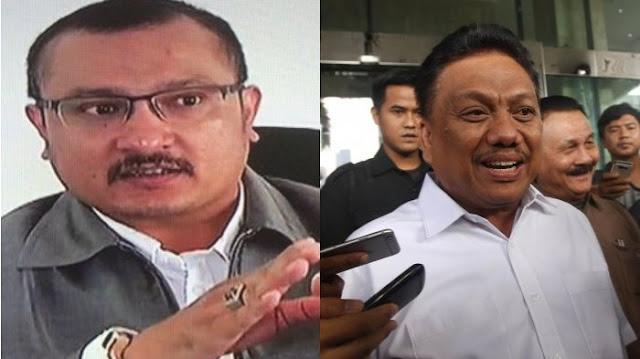 Gubernur Sulut Diperiksa KPK, Ferdinand Hutahaean: Sampai Kapan Mereka Ini Bebas Tanpa Tertindak?