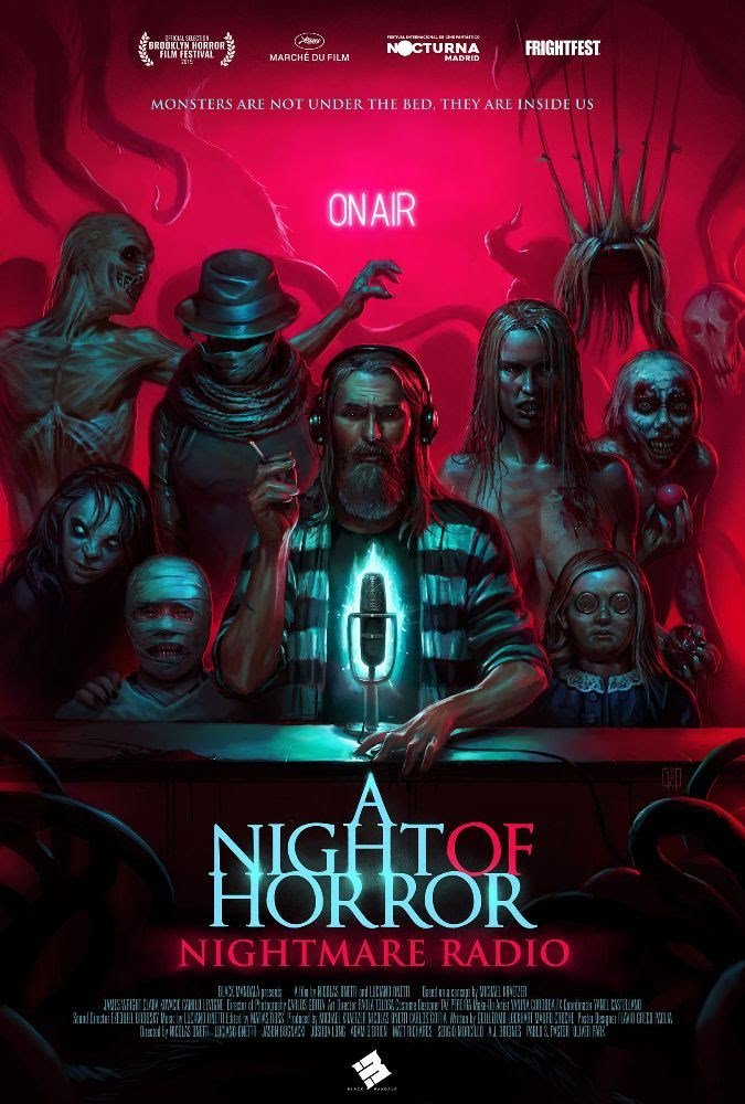 Horror Anthology A Night of Horror: Nightmare Radio to Bring Nine ...