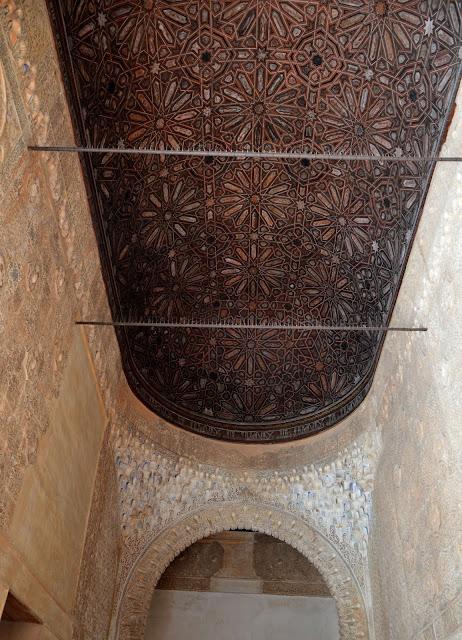 Alhambra Palacio de los Comares
