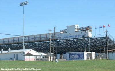 Williams Grove Speedway in Mechanicsburg Pennsylvania