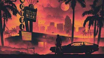 Hotline Miami, Digital Art, 4K, #19