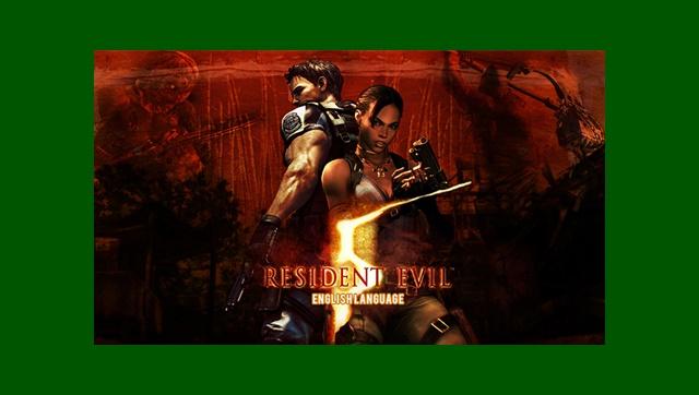 Cara Mengubah Bahasa Resident Evil 5 Menjadi Bahasa Indonesia