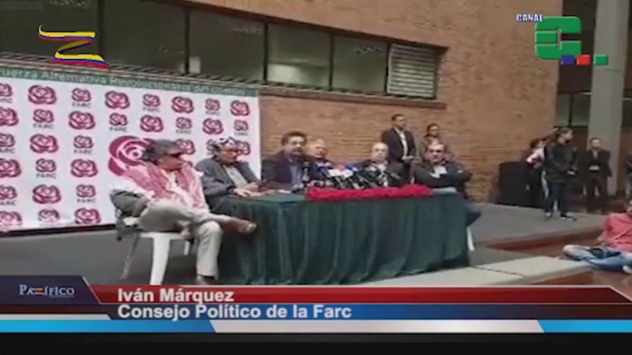 Las Farc inscribieron su partido político ante las autoridades electorales