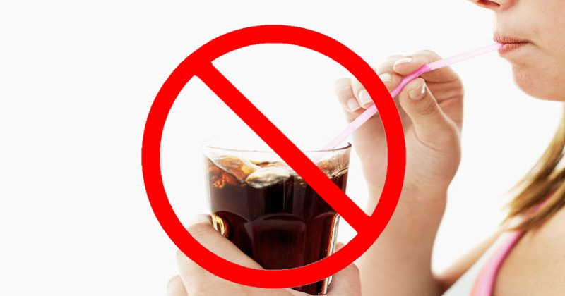 Three most common side effects of carbonated drinks and why you should stop the pop!