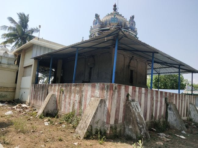Sri Thirukuraiyalur Ugra Narasimha Temple Vimanam
