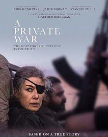 Sinopsis pemain genre Film A Private War (2018)
