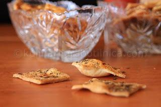 Домашни крекери