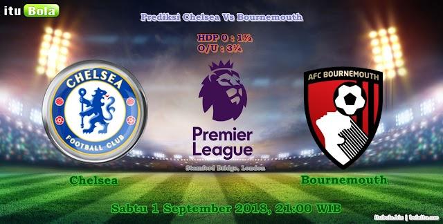 Prediksi Chelsea Vs Bournemouth - ituBola