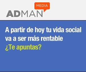 Adman te paga por promocionar sus campañas en tus redes sociales 3