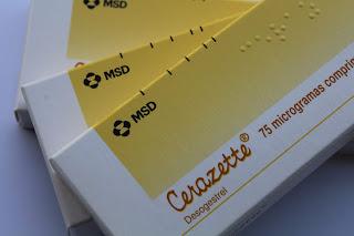 Mudar de cerazette®, azalia® ou nactali® para o implante