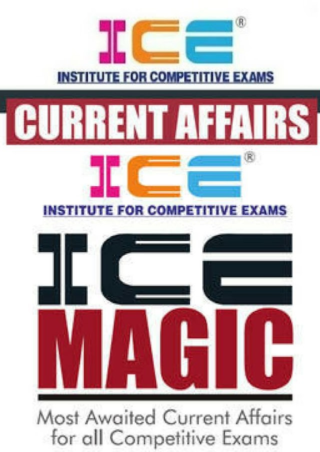 ICE Rajkot Current Affairs Monthly PDF Download