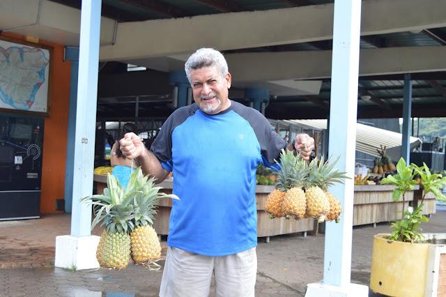 Ananas Quais Moorea