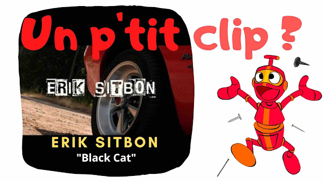"Erik Sitbon sort le clip de ""Black Cat"" et on adore !"