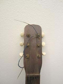 Craigslist Vintage Guitar Hunt: 1930's V-neck Birch Bodied ...