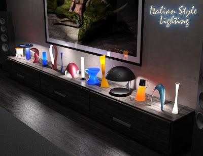 IG Italian Style Lighting