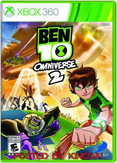Ben 10 Omniverse Xbox 360 - Free downloads and reviews ...