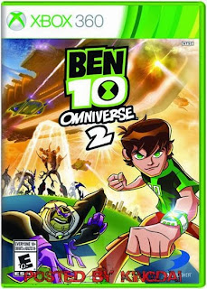 Ben 10 Omniverse 2 Game Free Download for PC