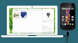 شرح : عمل سوفت لهاتف اركوس 35B وتحميل السوفت والرنامج المستخدم