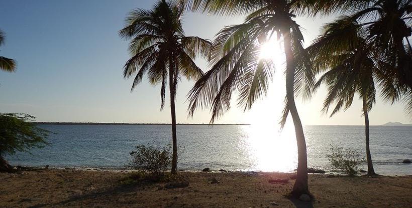 Playa Lechi - Praias de Bonaire