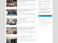 Siniladom AMP - Valid AMP HTML Blogger Templates