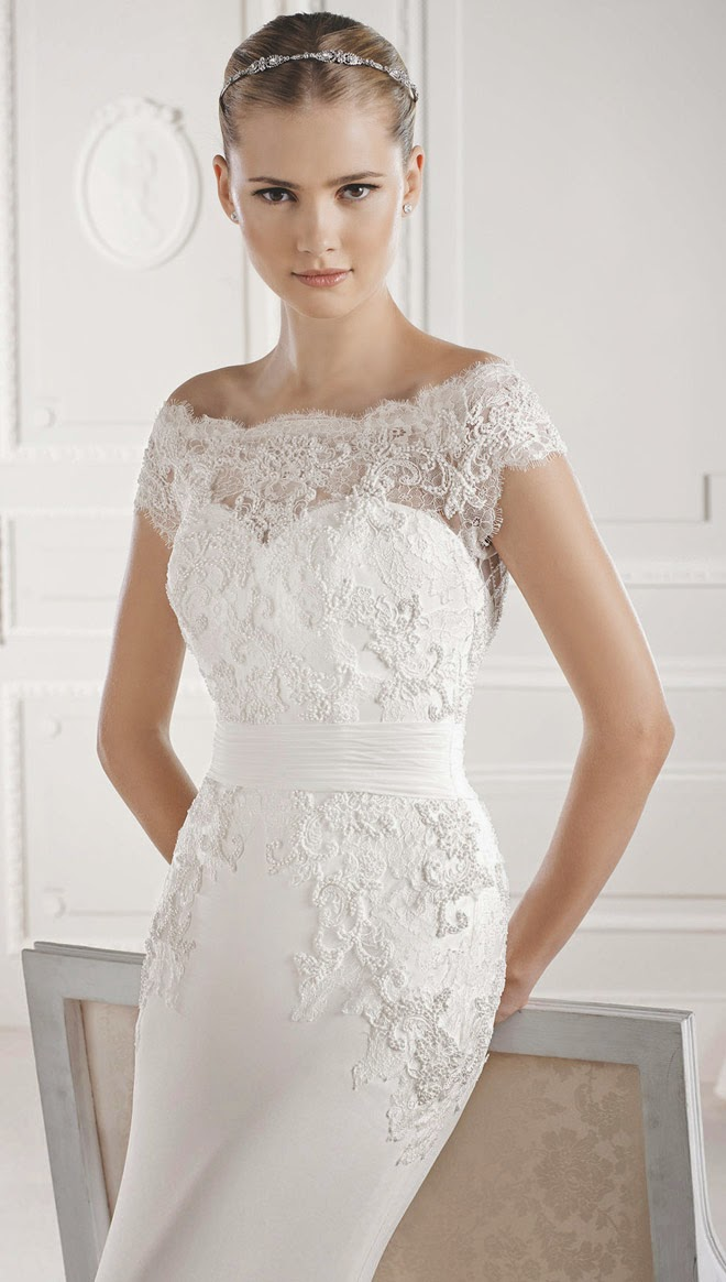 924df945de La Sposa Barcelona 2015 Bridal Collections - Belle The Magazine