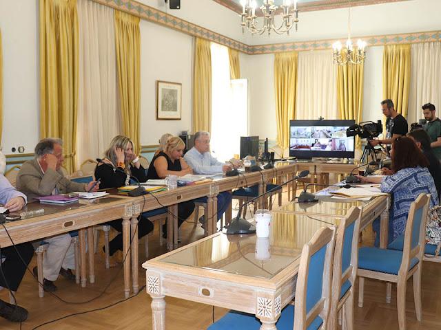 Πέντε θέματα της Αργολίδας στη συνεδρίαση της Οικονομικής Επιτροπής της Περιφέρειας Πελοποννήσου