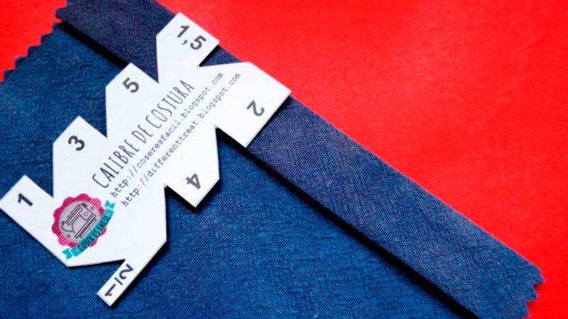 Calibre de costura