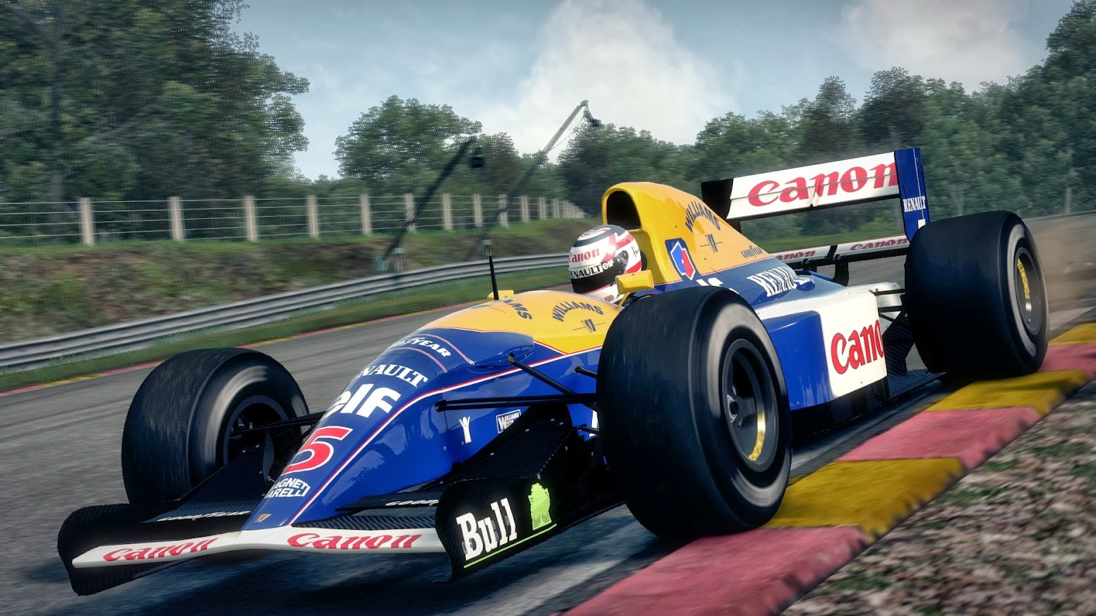 Video games: F1 2013 1990s cars and classic tracks DLC to