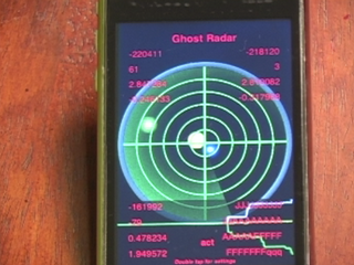 Cellphone Radar System