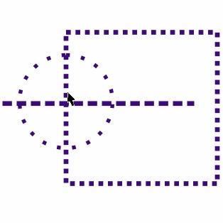 Cara membuat garis putus - putus dengan CorelDRAW