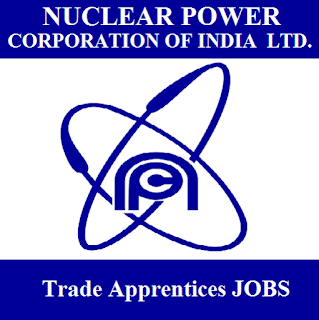 Nuclear Power Corporation of India Limited, NPCIL, Rajasthan, 10th, ITI, Trade Apprentice, Apprentice, freejobalert, Sarkari Naukri, Latest Jobs, npcil logo