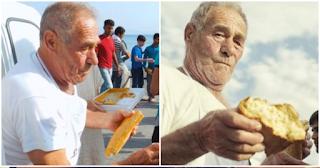 Πέθανε ο φούρναρης της Κω που μοίραζε καθημερινά δωρεάν ψωμί στους πρόσφυγες. Τον είχε βραβεύσει και η Κομισιόν