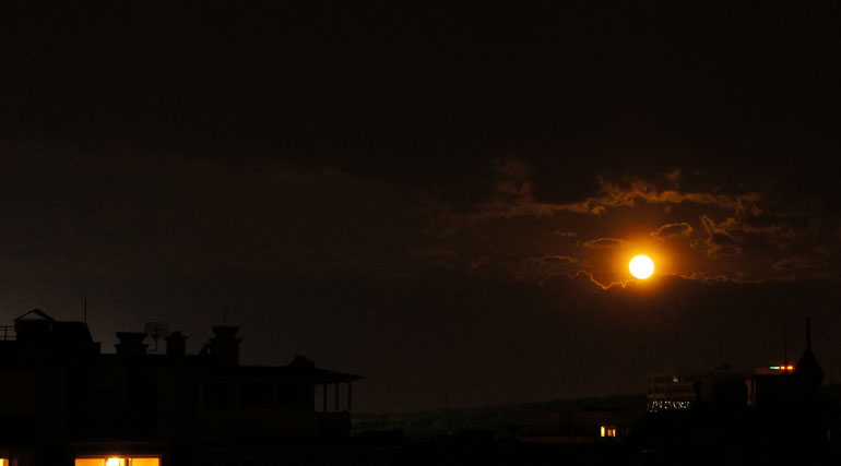 red moon tonight east coast - photo #29