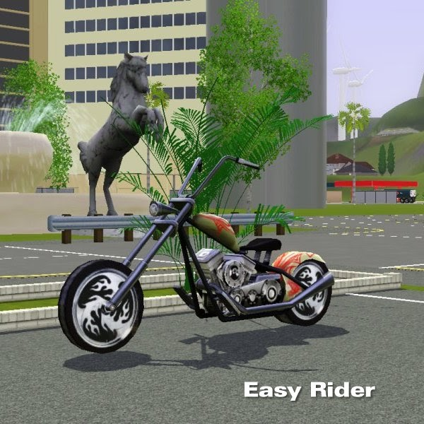 Easy Rider Game