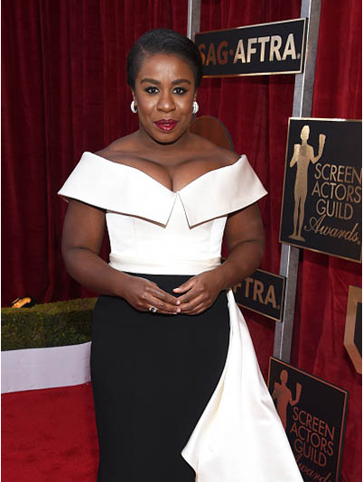 Uzo-Aduba-at-the-2017-SAG-Awards