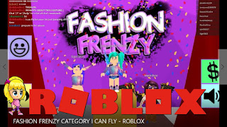 Roblox Fashion Frenzy Category I Can Fly Gamelog   Chloe Tuber Fashion Frenzy Show Category I Can Fly Gamelog