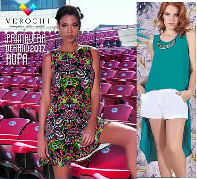 catalogo ropa mujer verochi pv 2017