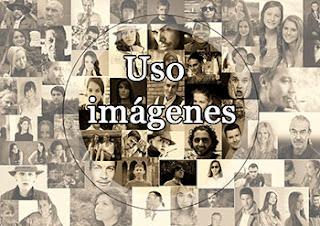 uso imágenes y contenidos del blog