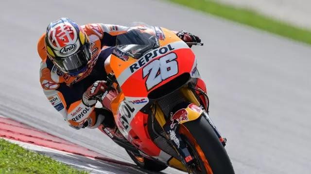 Dani Pedrosa Unggul Di Tes MotoGP 2018