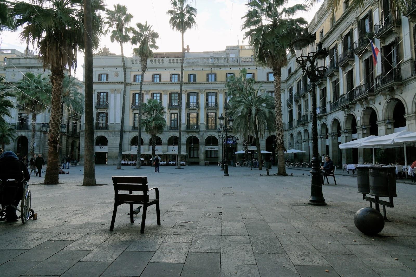 レイアール広場(Royal Plaza)