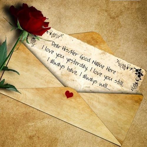 aşk şiiri nasıl yazılır