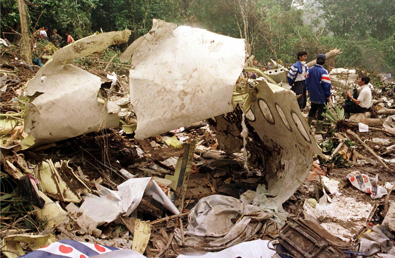 Garuda Indonesia 152, Kecelakaan Pesawat Terbesar di Indonesia | KASKUS