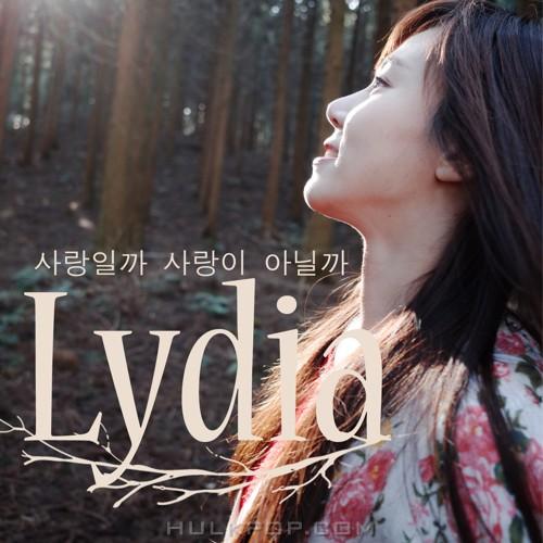 Lydia – 사랑일까 사랑이 아닐까 – Single
