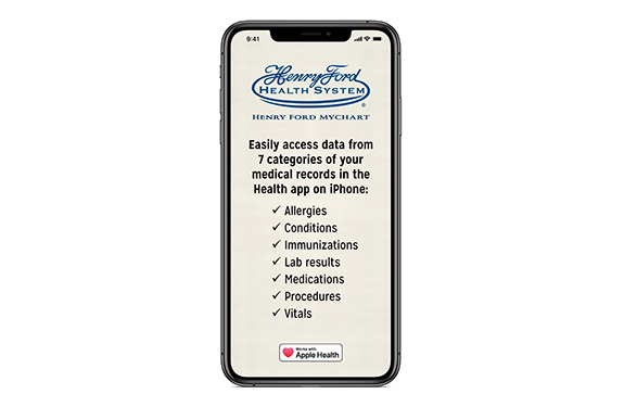 Apple is working on developing partnerships with major medical institutions to make electronic health records for patients accessible on the iPhone.
