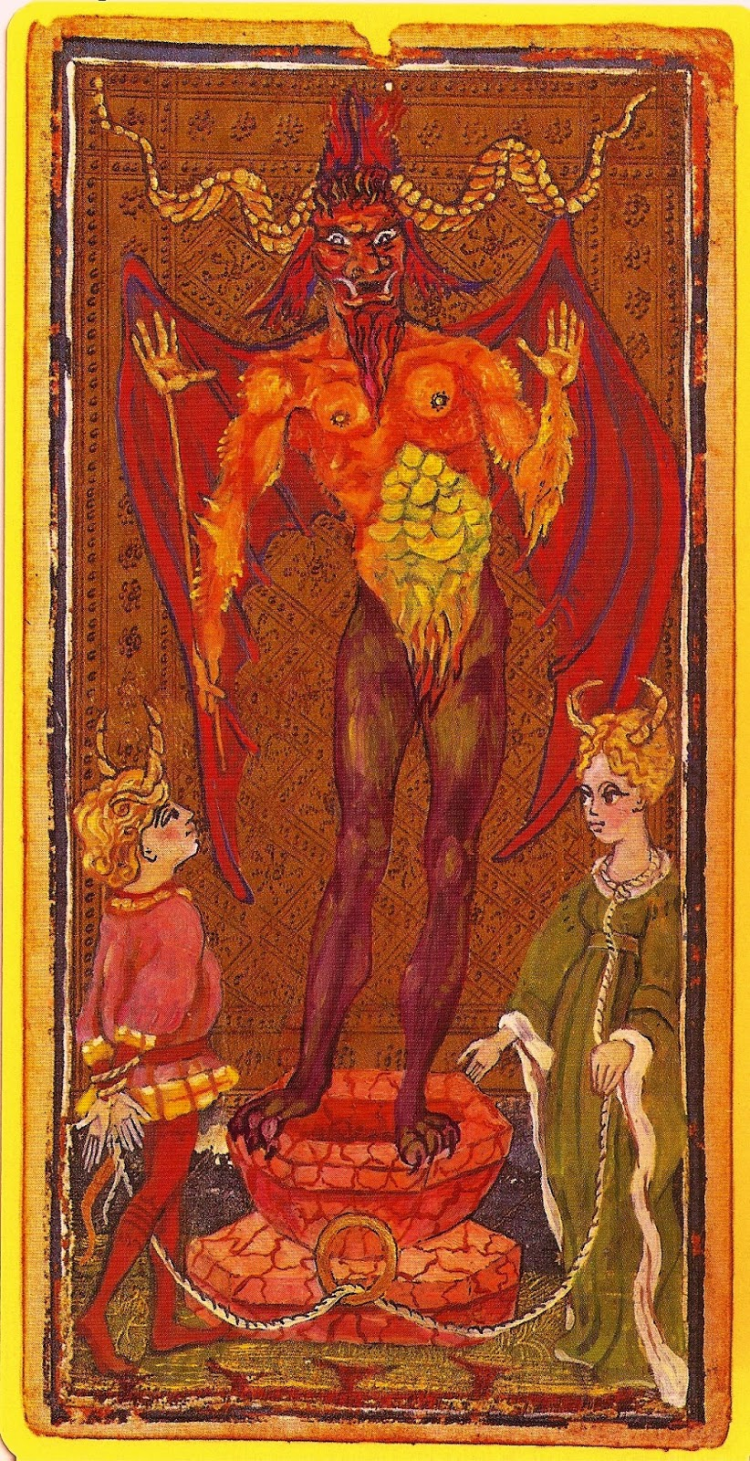 Tarot And More: 7) ARCHETYPES IN THE TAROT